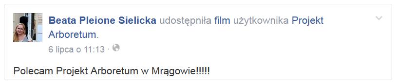 Beata Pleione Sielicka