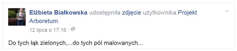 eLZBIETA bIAŁKOWSKA